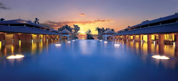 Just 15 kilometers North of Phuket airport, set in a tropical paradise, JW Marriott Phuket introduces you to a realm of indescribable beauty, flawless service and thoughtful touches. Daydream by spectacular pools or venture